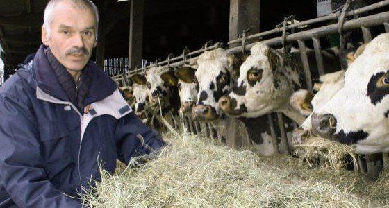 La ferme de Hubert et Stéphanie ANGOT